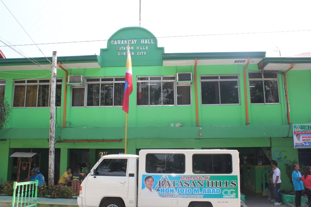 Official Page of Batasan Hills – About Batasan Hills