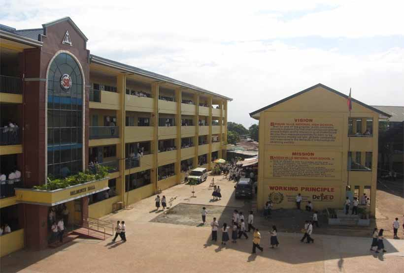 Batasan National High School