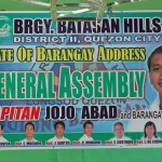 2014 State of the Barangay Address