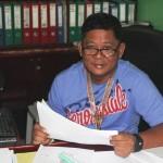 Barangay Secretary Edwin Misolas