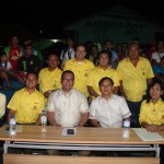 Batasan Hills Council with Coun. Ludovica