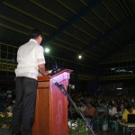 Capt. Abad requests for the cooperation of every Batasan Hills resident to further achieve his dreams for the barangay.