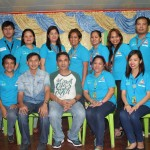 Capt. Abad with the Clearance Section Staff