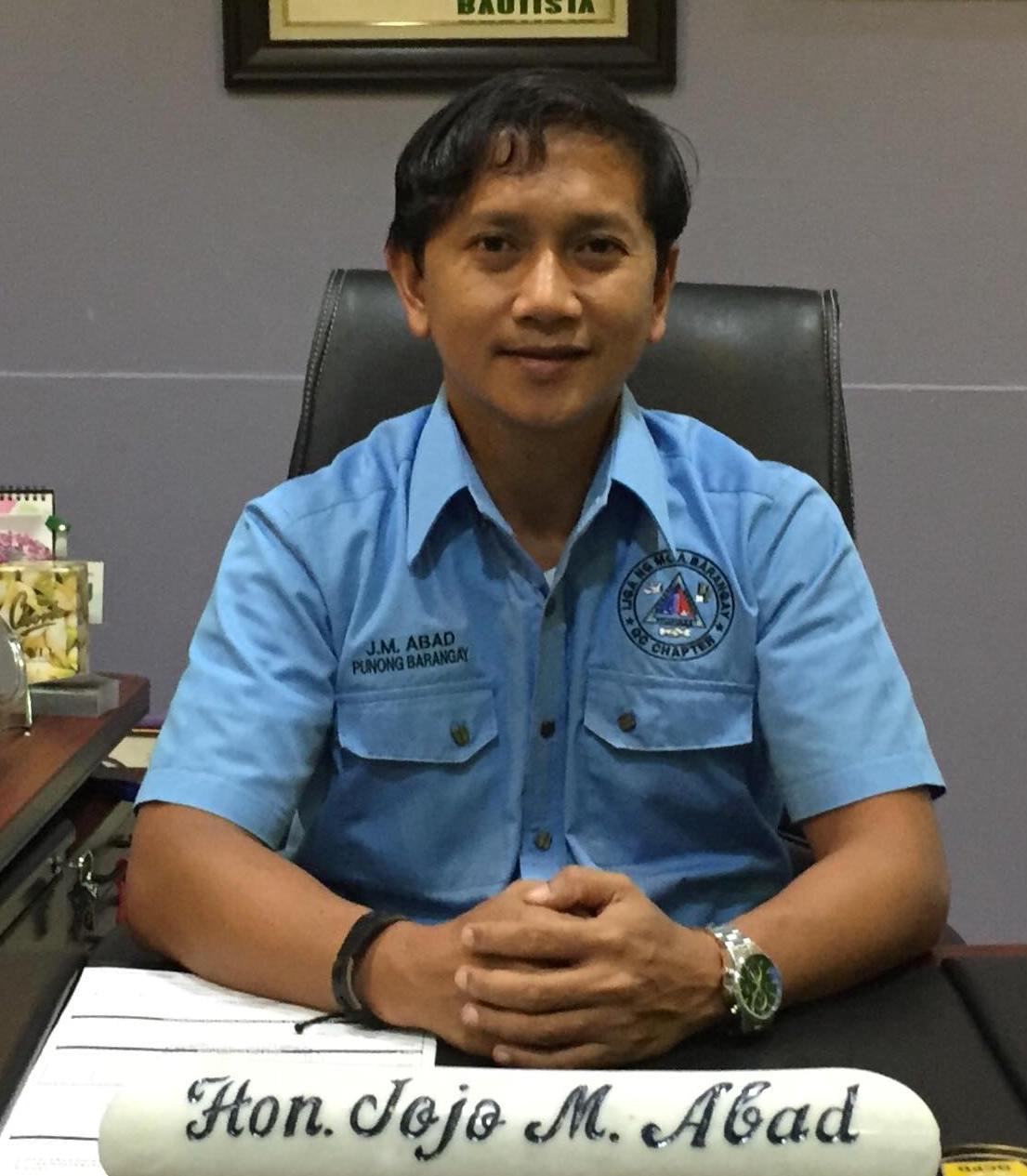 Kap. Jojo M. Abad