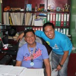 Sec. Misolas and Photographer Pascual contribute a lot to the Batasan Hills' official website.