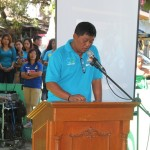 Sec. Misolas serves as the Master of Ceremonies.