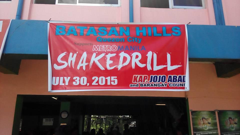 Shake Drill