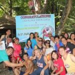 Summer Bonding ng Liga ng mga Purok Leaders and HOA Presidents (11)