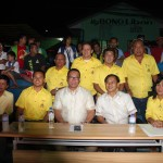 The Barangay Council with Coun. Ludovica