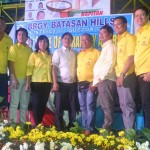 The Batasan Hills Council on the 1st SOBA for 2015