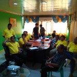 Consultation meeting with subdivision officers (9)