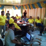 Consultation meeting with subdivision officers (11)