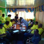 Consultation meeting with subdivision officers (3)