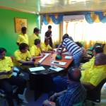 Consultation meeting with subdivision officers (4)