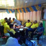 Consultation meeting with subdivision officers (5)