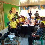 Consultation meeting with subdivision officers (8)