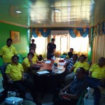Consultation meeting with subdivision officers (10)