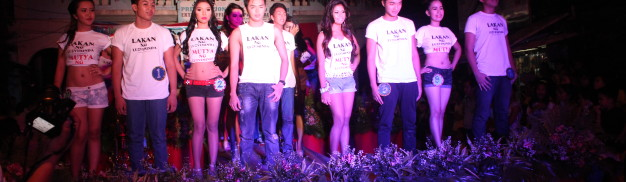Search for Lakan ng Luzviminda 2015