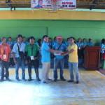 Capt. Abad recognizes the Batasan Hills Fire Brigade. (10)
