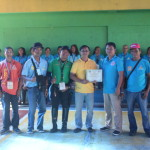 Capt. Abad recognizes the Batasan Hills Fire Brigade. (11)