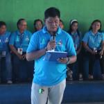 Capt. Abad recognizes the Batasan Hills Fire Brigade. (4)
