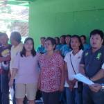 SIKAP HOA takes oath. (2)
