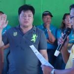 SIKAP HOA takes oath. (6)