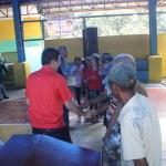 Samapaguita seniors take oath. (10)