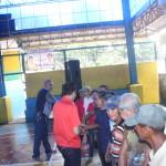 Samapaguita seniors take oath. (11)