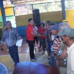 Samapaguita seniors take oath. (12)