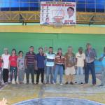 Samapaguita seniors take oath. (14)