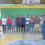 Samapaguita seniors take oath. (3)