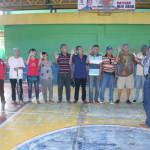 Samapaguita seniors take oath. (4)