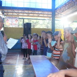 Samapaguita seniors take oath. (7)