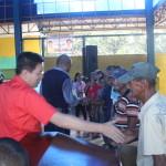 Samapaguita seniors take oath. (9)