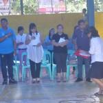 Call Center Training Graduation Rites (2)