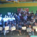 Call Center Training Graduation Rites (49)