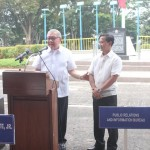 Capt. Abad witnesses unveiling of heritage tree marker in Congress. (109)