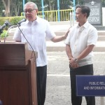 Capt. Abad witnesses unveiling of heritage tree marker in Congress. (111)