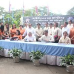 Capt. Abad witnesses unveiling of heritage tree marker in Congress. (121)