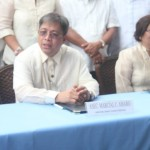 Capt. Abad witnesses unveiling of heritage tree marker in Congress. (126)