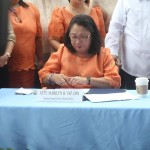 Capt. Abad witnesses unveiling of heritage tree marker in Congress. (129)