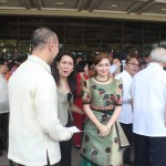 Capt. Abad witnesses unveiling of heritage tree marker in Congress. (44)
