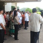 Capt. Abad witnesses unveiling of heritage tree marker in Congress. (49)