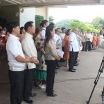 Capt. Abad witnesses unveiling of heritage tree marker in Congress. (50)