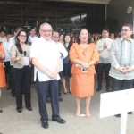 Capt. Abad witnesses unveiling of heritage tree marker in Congress. (54)