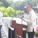 Capt. Abad witnesses unveiling of heritage tree marker in Congress. (57)