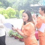 Capt. Abad witnesses unveiling of heritage tree marker in Congress. (80)