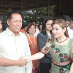 Capt. Abad witnesses unveiling of heritage tree marker in Congress. (84)