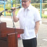 Capt. Abad witnesses unveiling of heritage tree marker in Congress. (95)